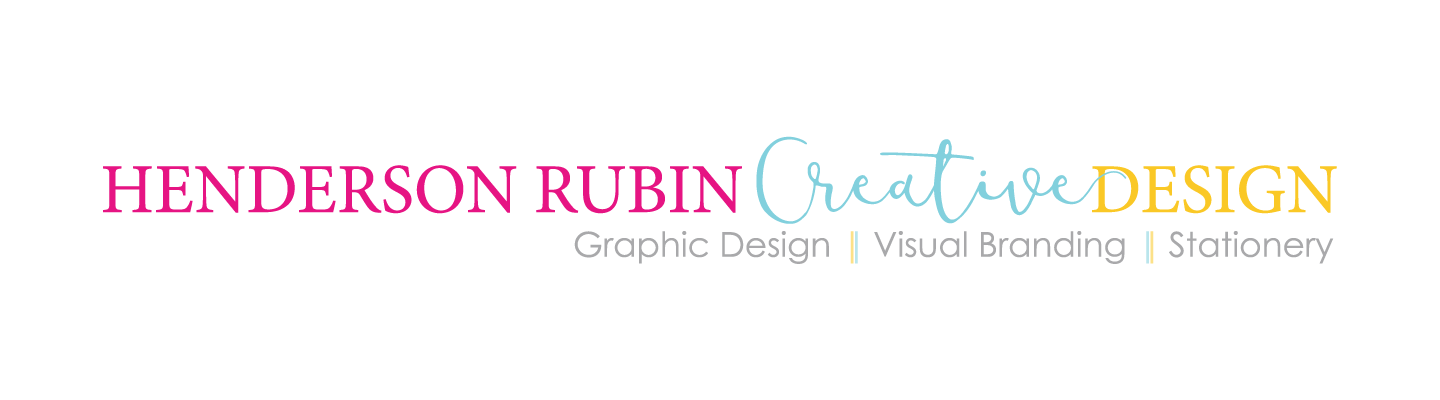 graphic design and personal branding