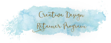 creative design retainer